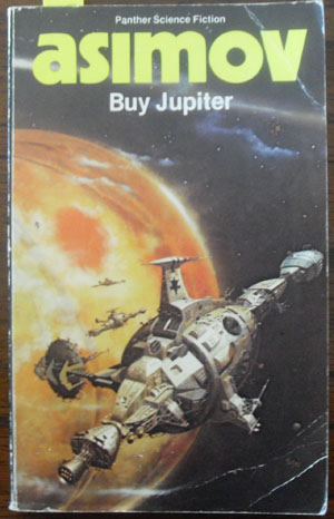 Image for Buy Jupiter (and Other Stories)