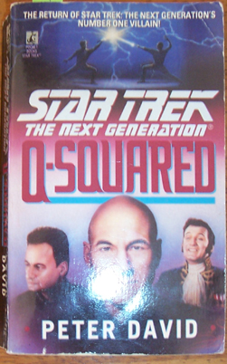 Image for Star Trek: The Next Generation; Q-Squared