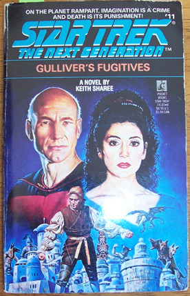 Image for Star Trek: The Next Generation; Gulliver's Fugitives