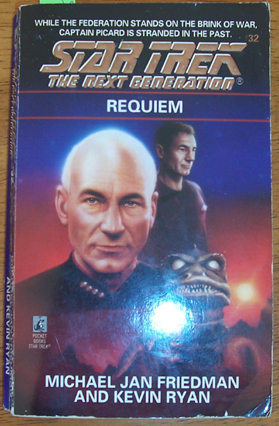 Image for Star Trek: The Next Generation; Requiem