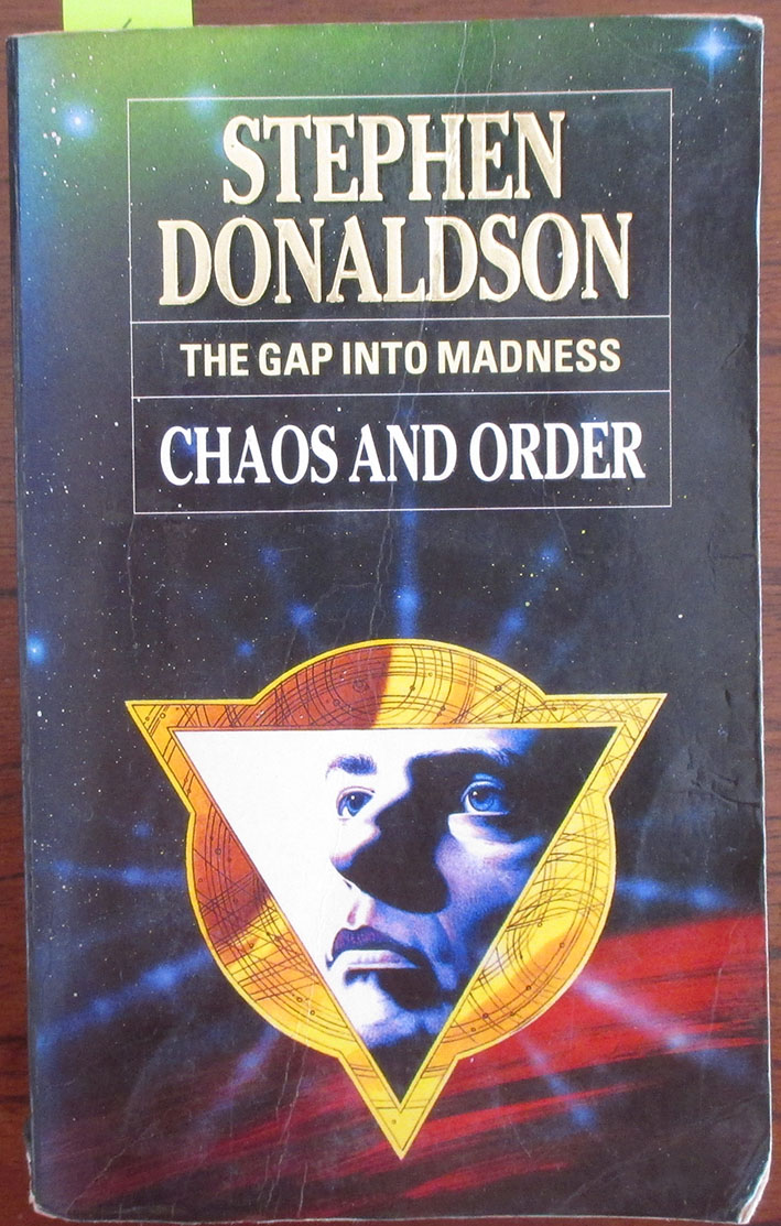 Image for Gap Into Madness, The - Chaos and Order: The Gap Series  (#4)