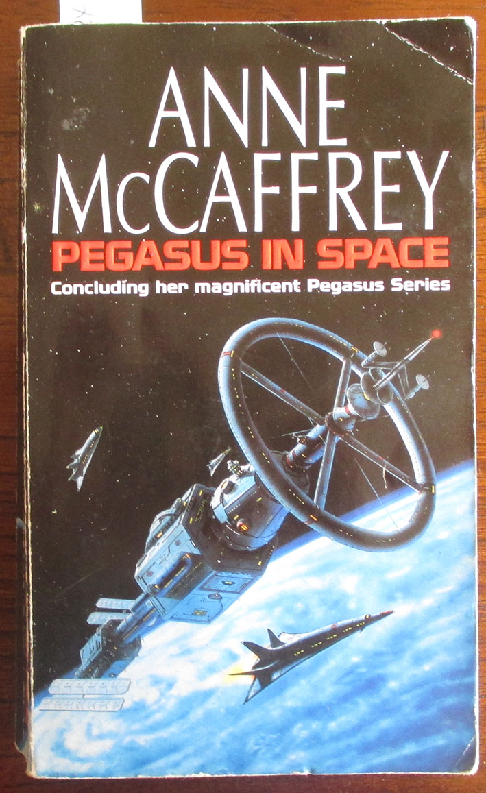 Image for Pegasus in Space