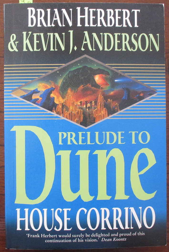 Image for House Corrino: Prelude to Dune (#3)