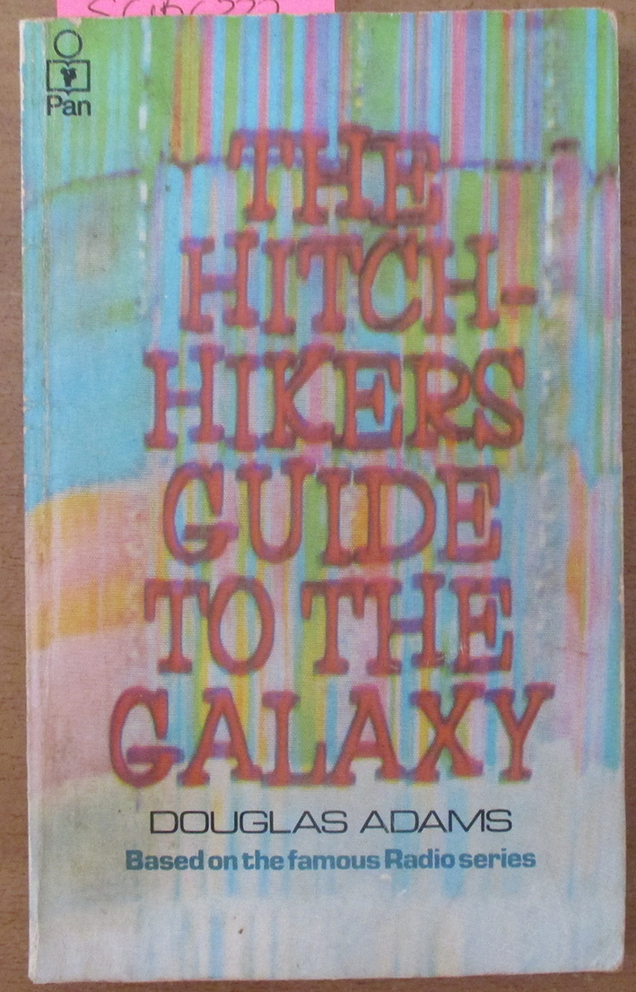 Image for Hitch-Hiker's Guide to the Galaxy, The: The Hitch-Hiker's Guide to the Galaxy #1