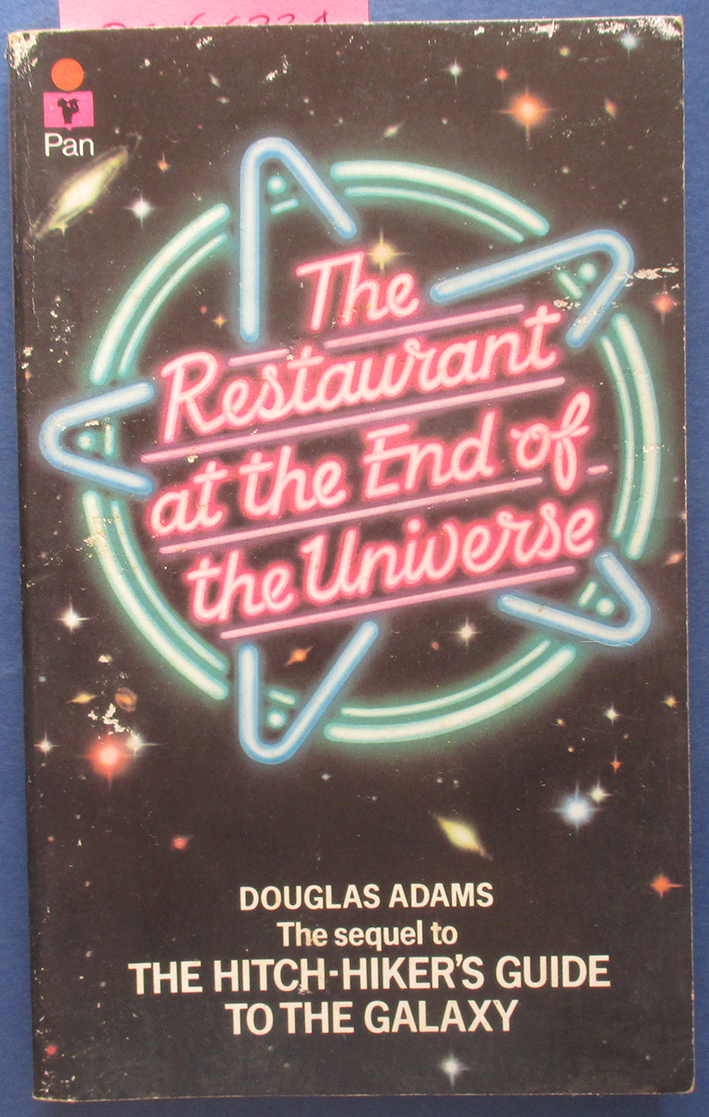 Image for Restaurant at the End of the Universe, The: The Hitch-Hiker's Guide to the Galaxy #2
