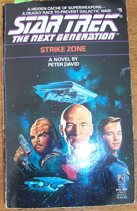 Image for Star Trek The Next Generation: Strike Zone