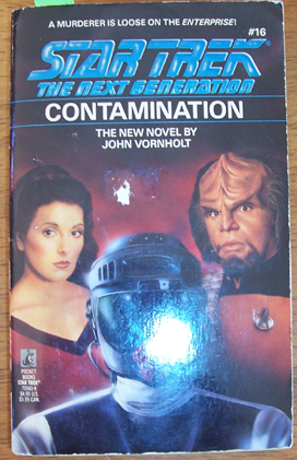 Image for Star Trek The Next Generation: Contamination