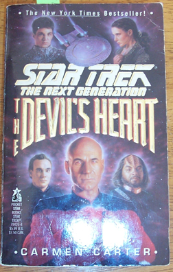 Image for Star Trek: The Next Generation; The Devil's Heart