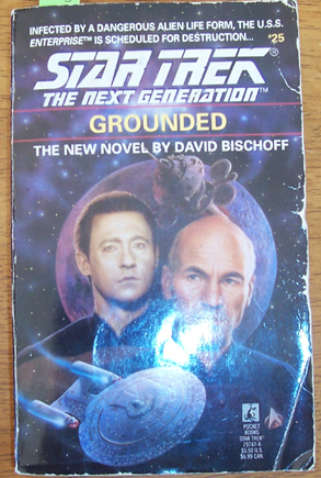 Image for Star Trek The Next Generation: Grounded