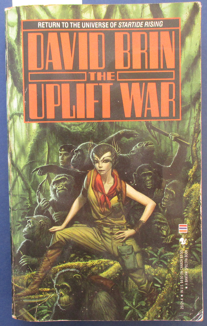 Image for Uplift War, The (Book #3 in the Uplift Novels)