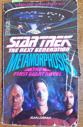 Image for Star Trek: The Next Generation; Metamorphosis