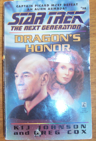 Image for Star Trek: The Next Generation; Dragon's Honor