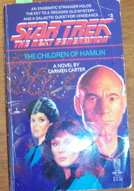 Image for Star Trek: The Next Generation; The Children of Hamlin