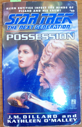Image for Star Trek: The Next Generation; Possession