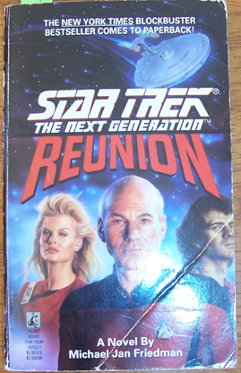 Image for Star Trek: The Next Generation; Reunion