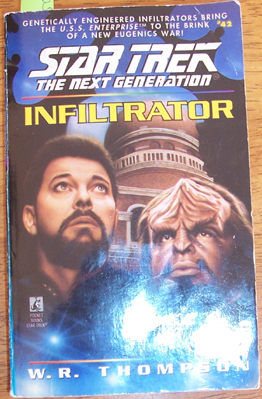 Image for Star Trek: The Next Generation; Infiltrator