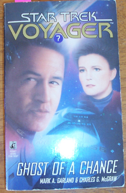 Image for Star Trek Voyager: Ghost of a Chance