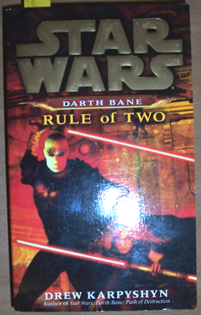 Image for Star Wars: Darth Bane - Rule of Two
