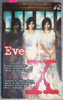 Image for Eve: The X Files (# 2)