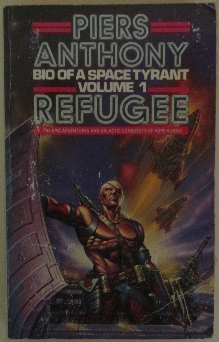 Image for Refugee: Bio of a Space Tyrant (Volume 1)