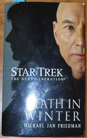 Image for Death in Winter (Star Trek: The Next Generation)