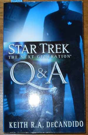 Image for Q & A (Star Trek: The Next Generation)
