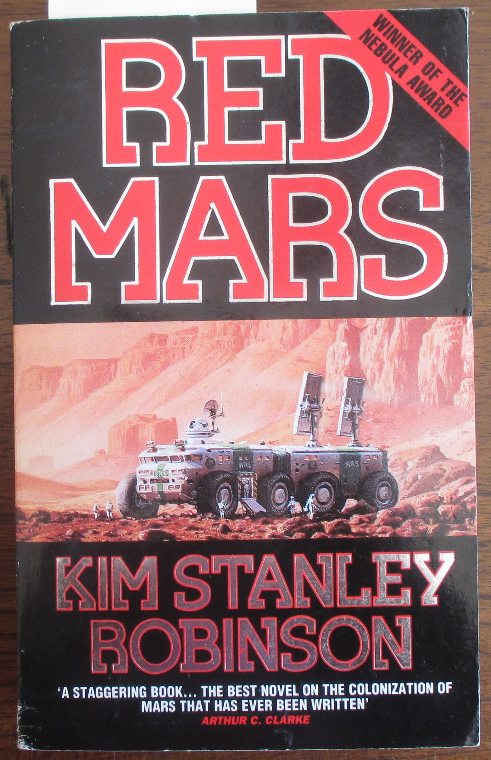 Image for Red Mars: The Mars Trilogy #1