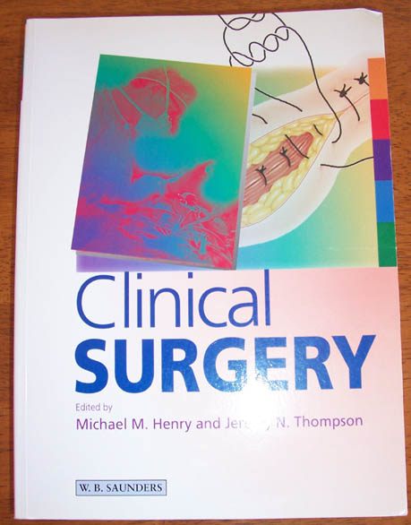 Image for Clinical Surgery