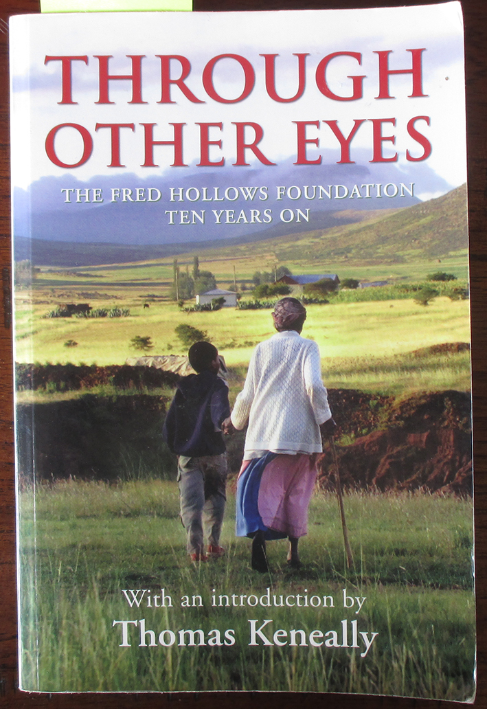 Image for Through Their Eyes: The Fred Hollows Foundation Ten Years On