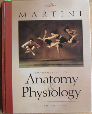 Image for Fundamentals of Anatomy and Physiology