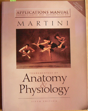 Image for Fundamentals of Anatomy and Physiology (Applications Manual)