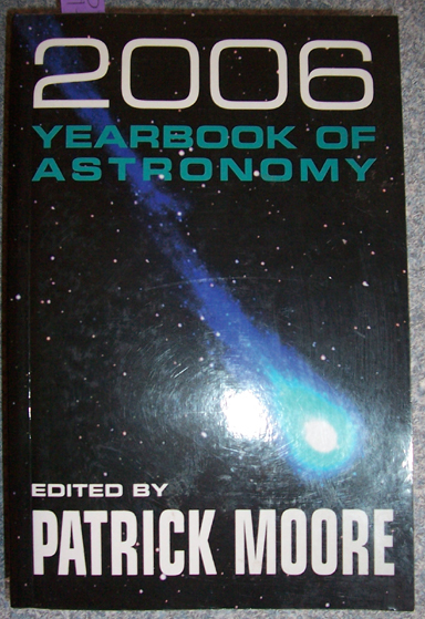 Image for 2006 Yearbook of Astronomy