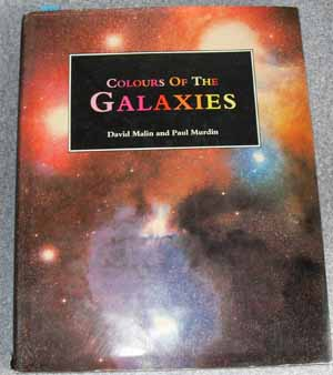 Image for Colours of the Galaxies