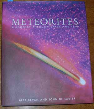 Image for Meteorites: A Journey Through Space and Time