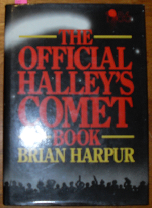 Image for Official Halley's Comet Book, The