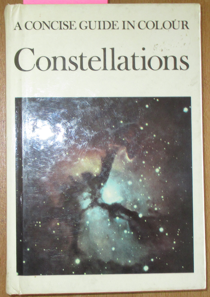 Image for Constellations: A Concise Guide in Colour