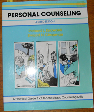 Image for Personal Counselling: A Practical Guide That Teaches Basic Counselling Skills