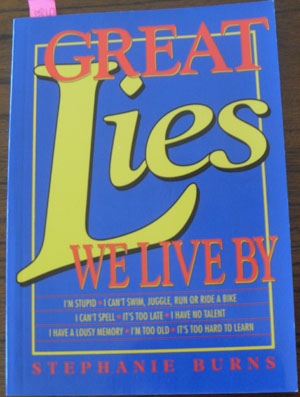 Image for Great Lies We Live By