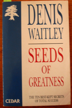 Image for Seeds of Greatness