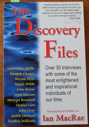 Image for Discovery Files, The