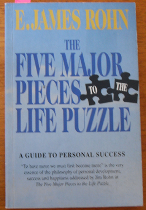 Image for Five Major Pieces to the Life Puzzle, The