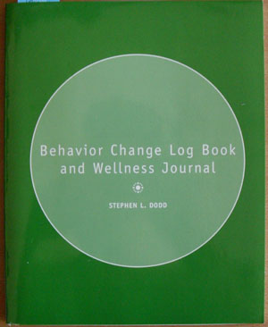 Image for Behavior Change Log Book and Wellness Journal