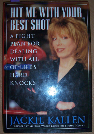 Image for Hit Me with Your Best Shot: A Fight Plan for Dealing with All of Life's Hard Knocks