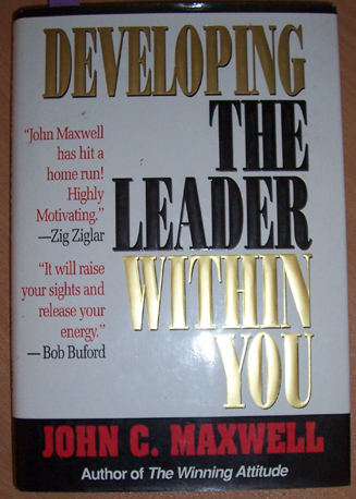 Image for Developing The Leader Within You