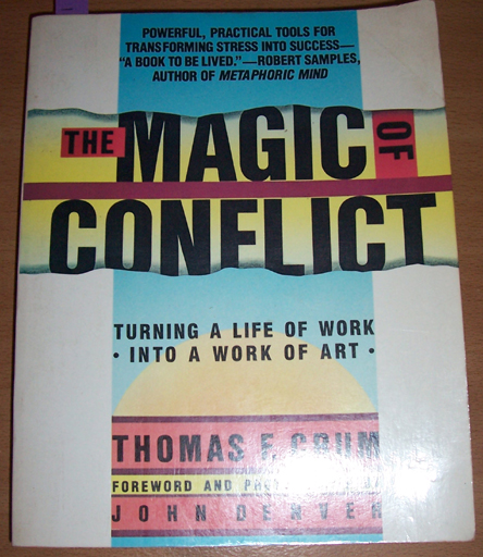 Image for Magic of Conflict, The