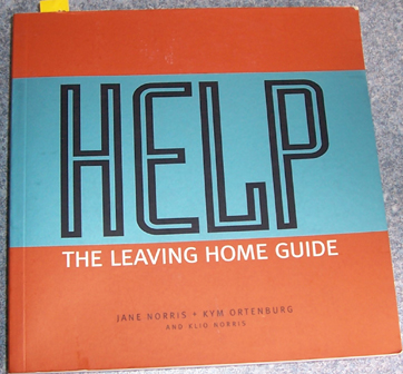 Image for HELP: The Leaving Home Guide