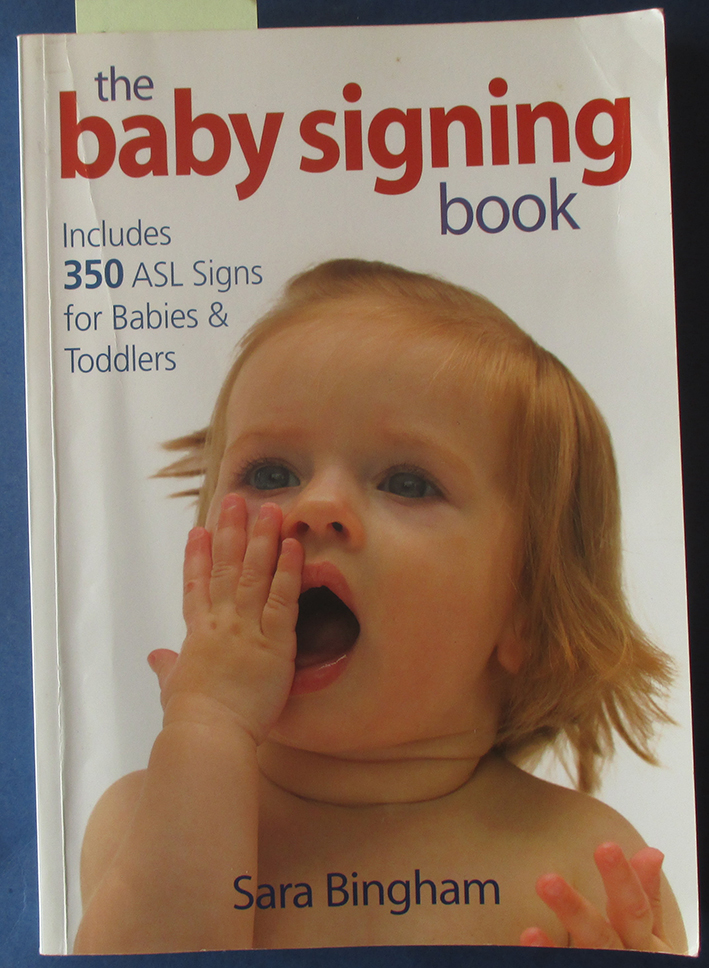 Image for Baby Signing Book, The