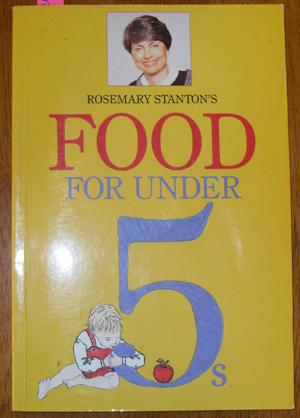 Image for Food for Under 5s