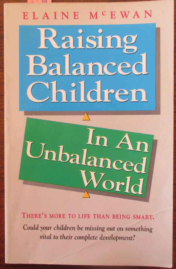 Image for Raising Balance Children: In an Unbalanced World
