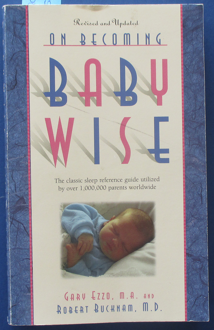 Image for On Becoming Baby Wise: Book One